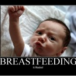 Dieting While Breastfeeding