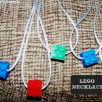 Lego Necklace Tutorial