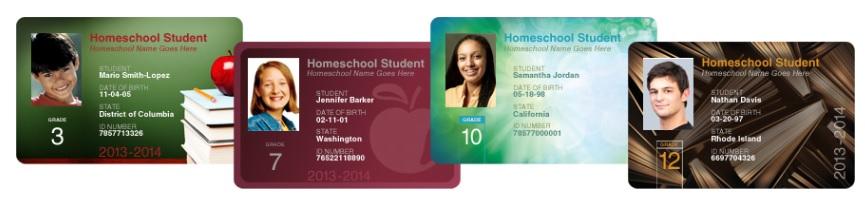 free homeschool id