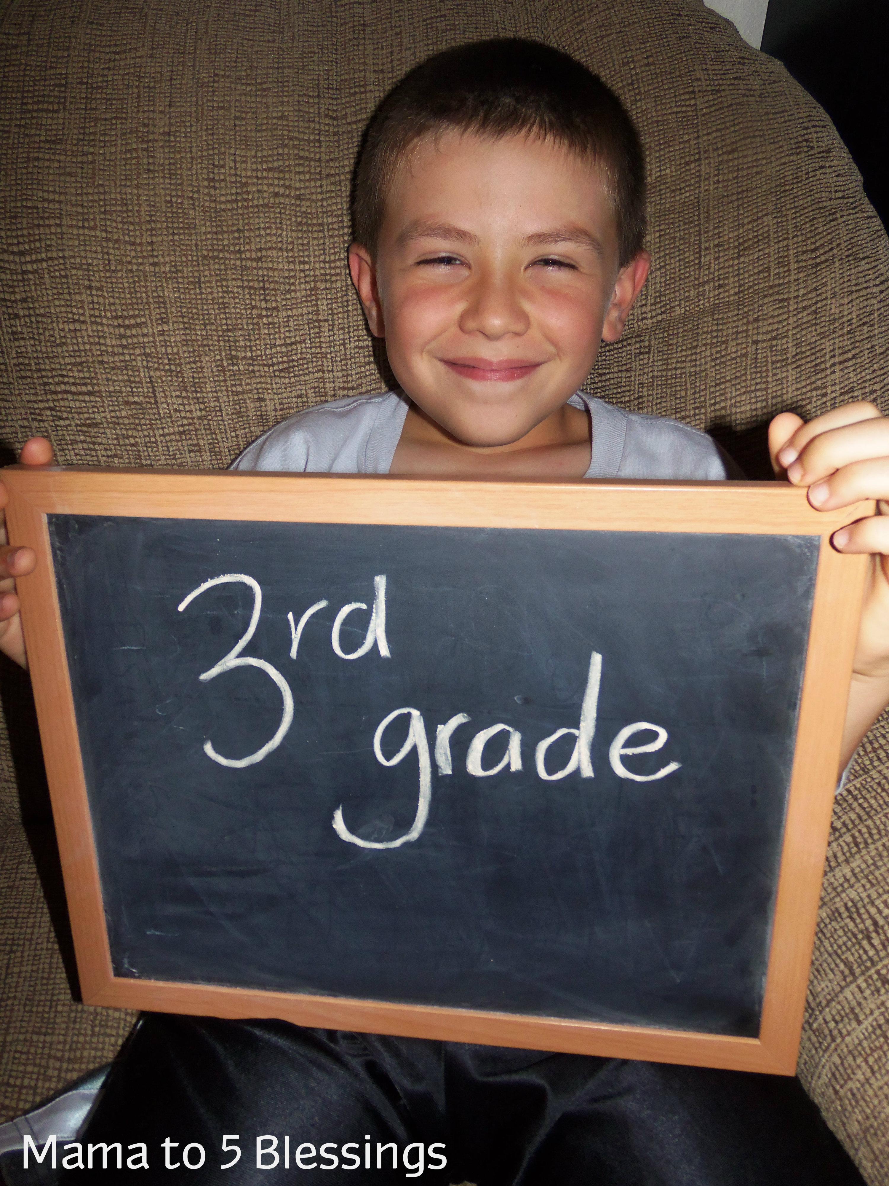 jrl 3rd grade