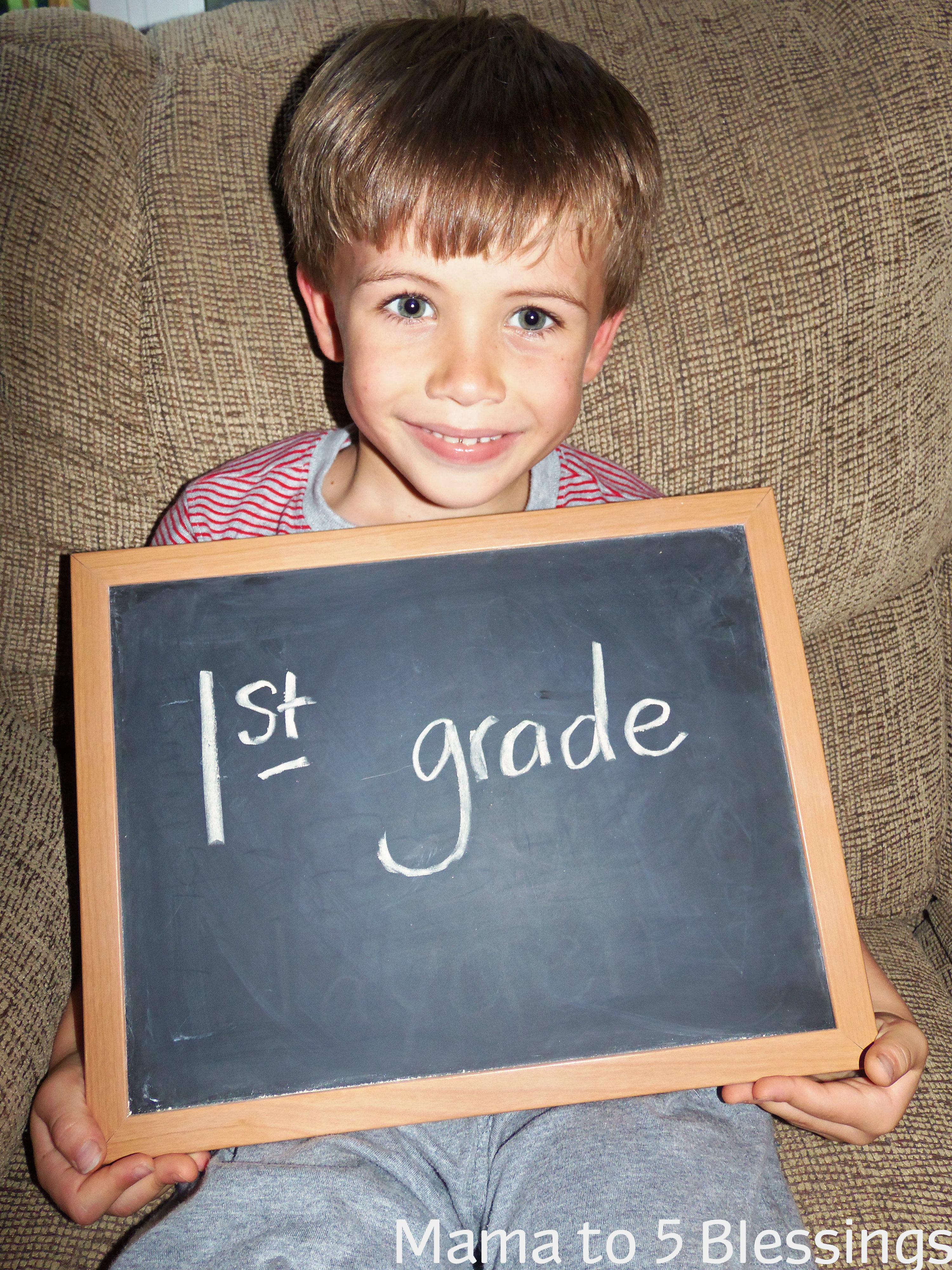 ssl 1st grade