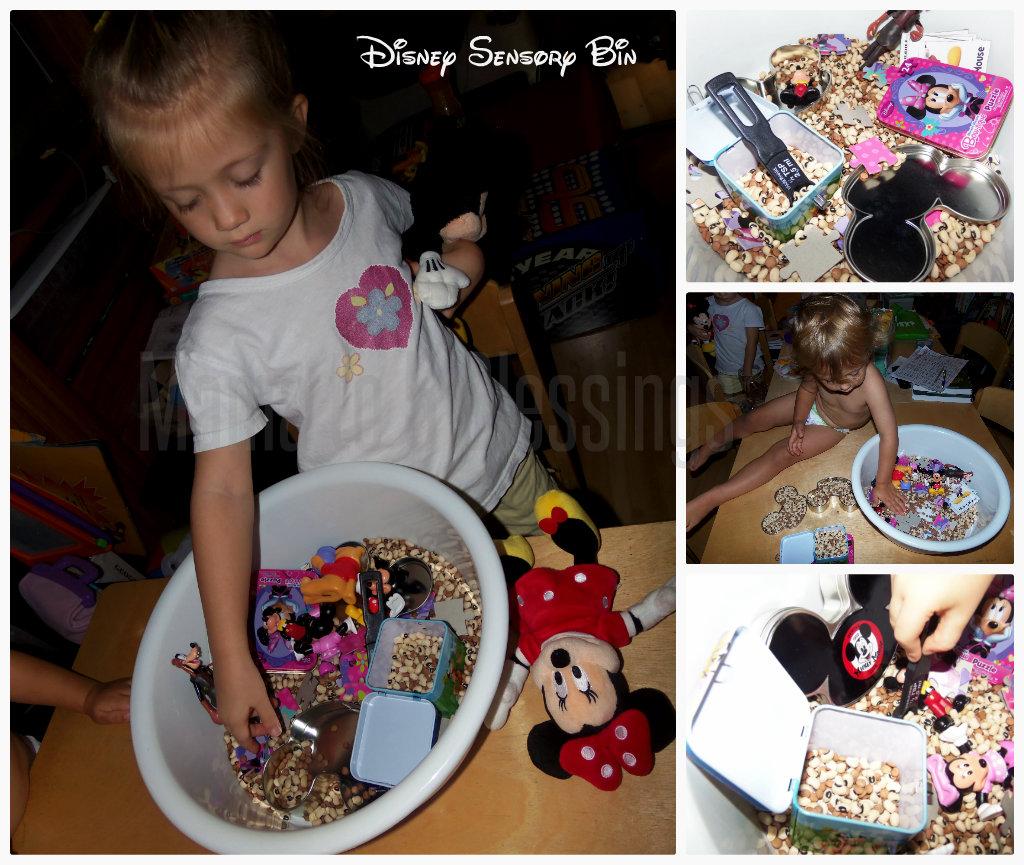Disney Sensory 1