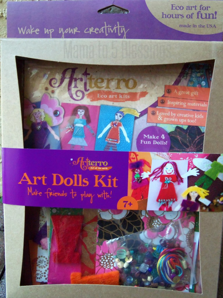 arterro doll kit
