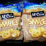 Adding McCain All Natural Potatoes Smiles To Our Meals! (Review)