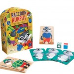 Family Fun While Playing Raccoon Rumpus (Review & Giveaway)