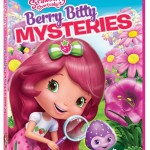 Strawberry Shortcake Berry Bitty Mysteries Coloring Page, Review & Giveaway