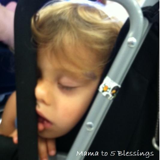 stroller sleep 2