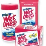 Starting Off the School Year With Wet Ones