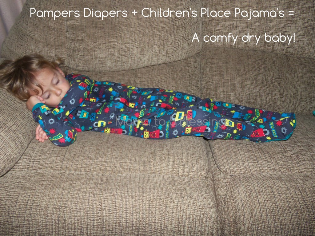 Pampers & Chidlrens Place