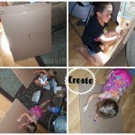 Using Their Imagination With Boxes (Learn & Link With Linky)