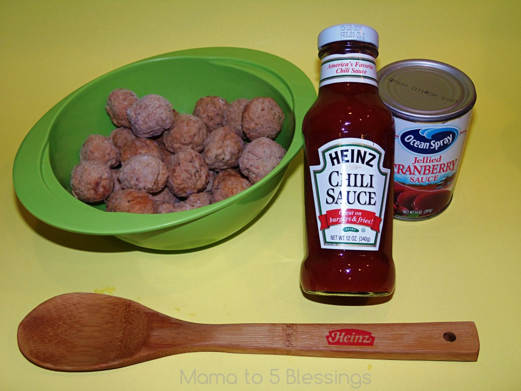 heinz meatball ingredients