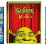 Shrek the Musical / Monster's VS. Alien's Cloning Around / Kung Fu Panda Scorpion King Movie Bundle Giveaway!