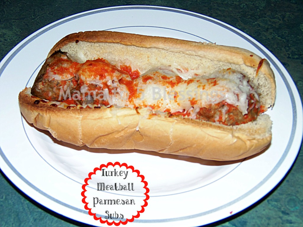 turkey parm