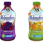 A Healthy Alternative to Sugary Juices — V8 V-Fusion Refreshers