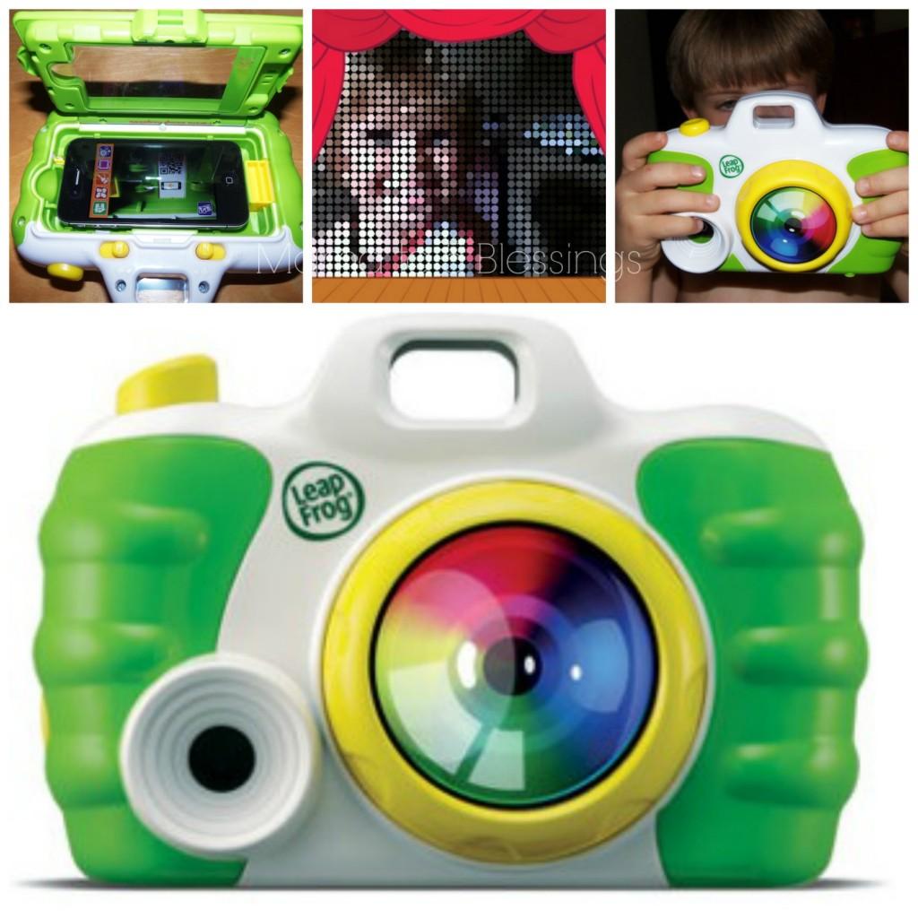 leapfrog camera collage