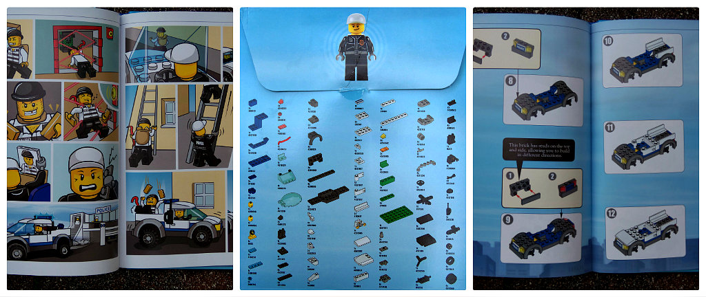 lego city collage