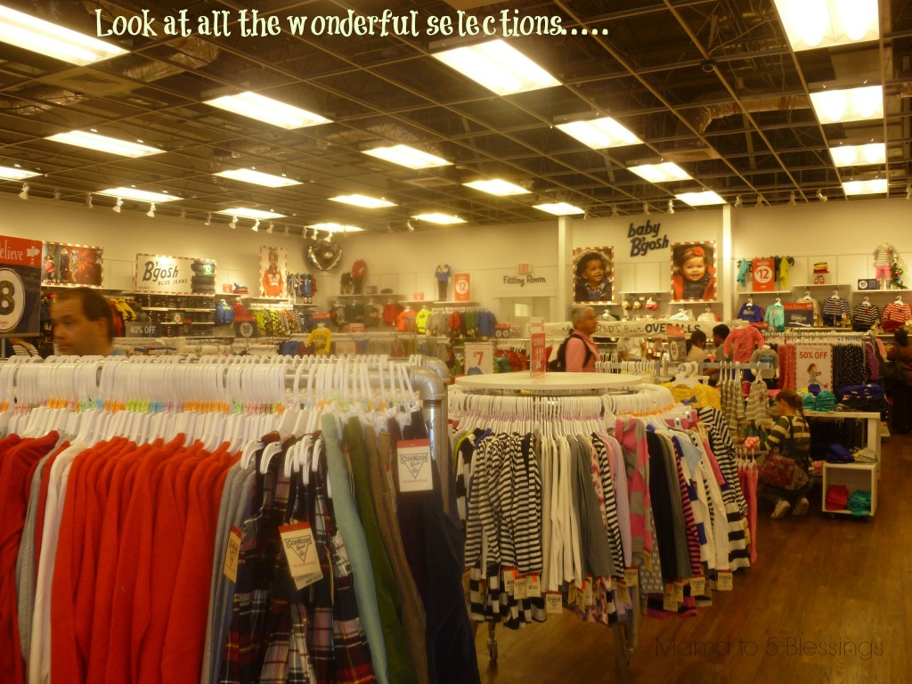 oshkosh store