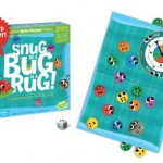Snug as a Bug in a Rug Board Game Review & Giveaway