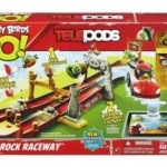 Angry Birds Go Telepods Pig Rock Race Set Review & Giveaway