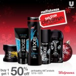 Axe Selfish Christmas – What Do You Want For Christmas?
