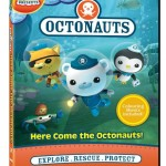 Here Come the Octonauts DVD Review & Giveaway