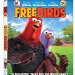 Free Birds Movie Blu-Ray Giveaway & Fun Printable Movie Pages #FreeBirdsDVD
