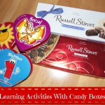Kids Learning Activities With Candy Boxes (Learn & Link WITH LINKY)