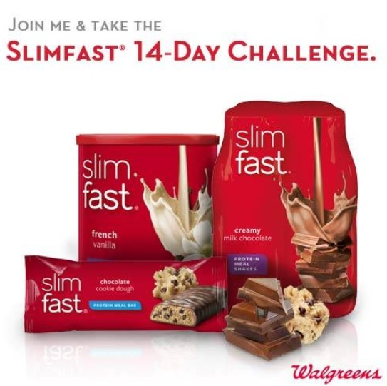 slimfast challenge