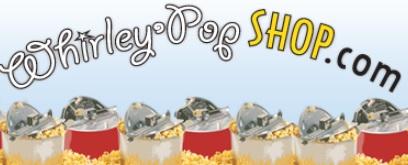 whirley pop logo