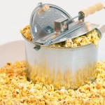 Whirley Pop Popcorn Popper Review & Giveaway