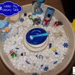 Winter Theme Play Table (Learn & Link With Linky)
