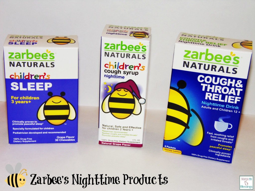 Zarbees nighttime