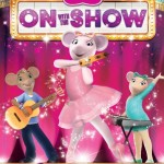 Angelina Ballerina On With The Show Review & Giveaway