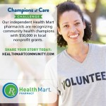 Building Healthy Communities With Champions of Care Challenge #HealthMartCares
