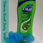 Dial Vitamin Boost Body Wash Definitely Gives Skin A Boost + Giveaway