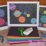 Kids Construction Paper Craft — Learn & Link WITH LINKY