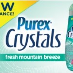 Purex Crystals Fresh Mountain Breeze – No More Smells! (Review + Giveaway)