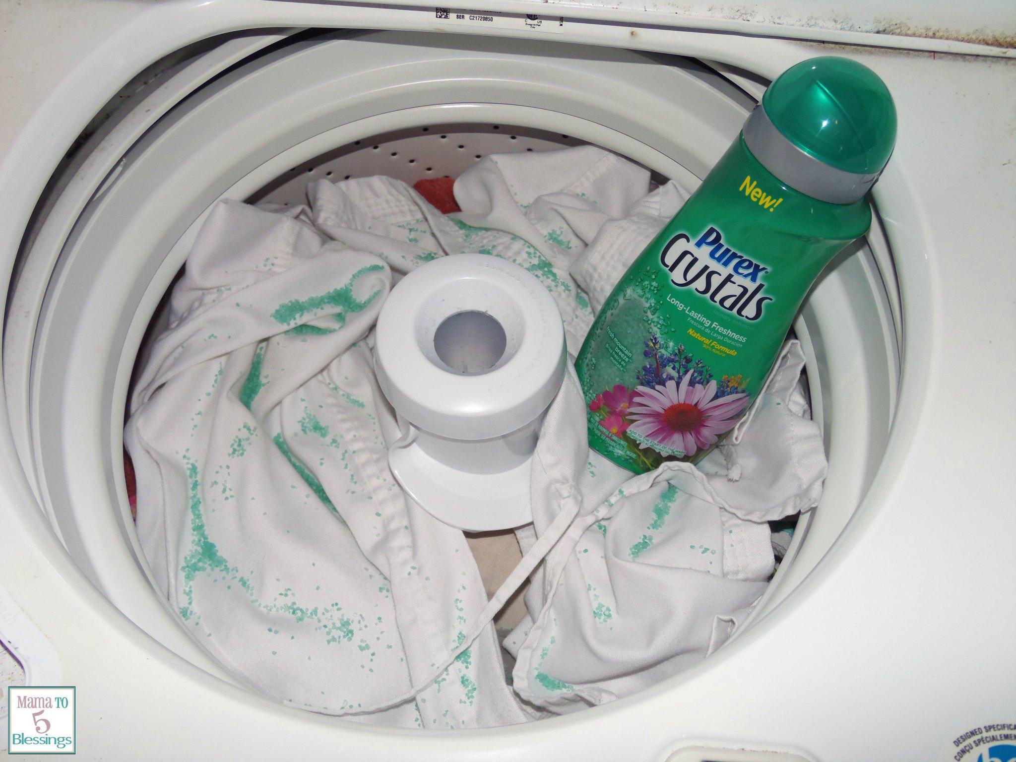 Laundry Purex Purex Crystals