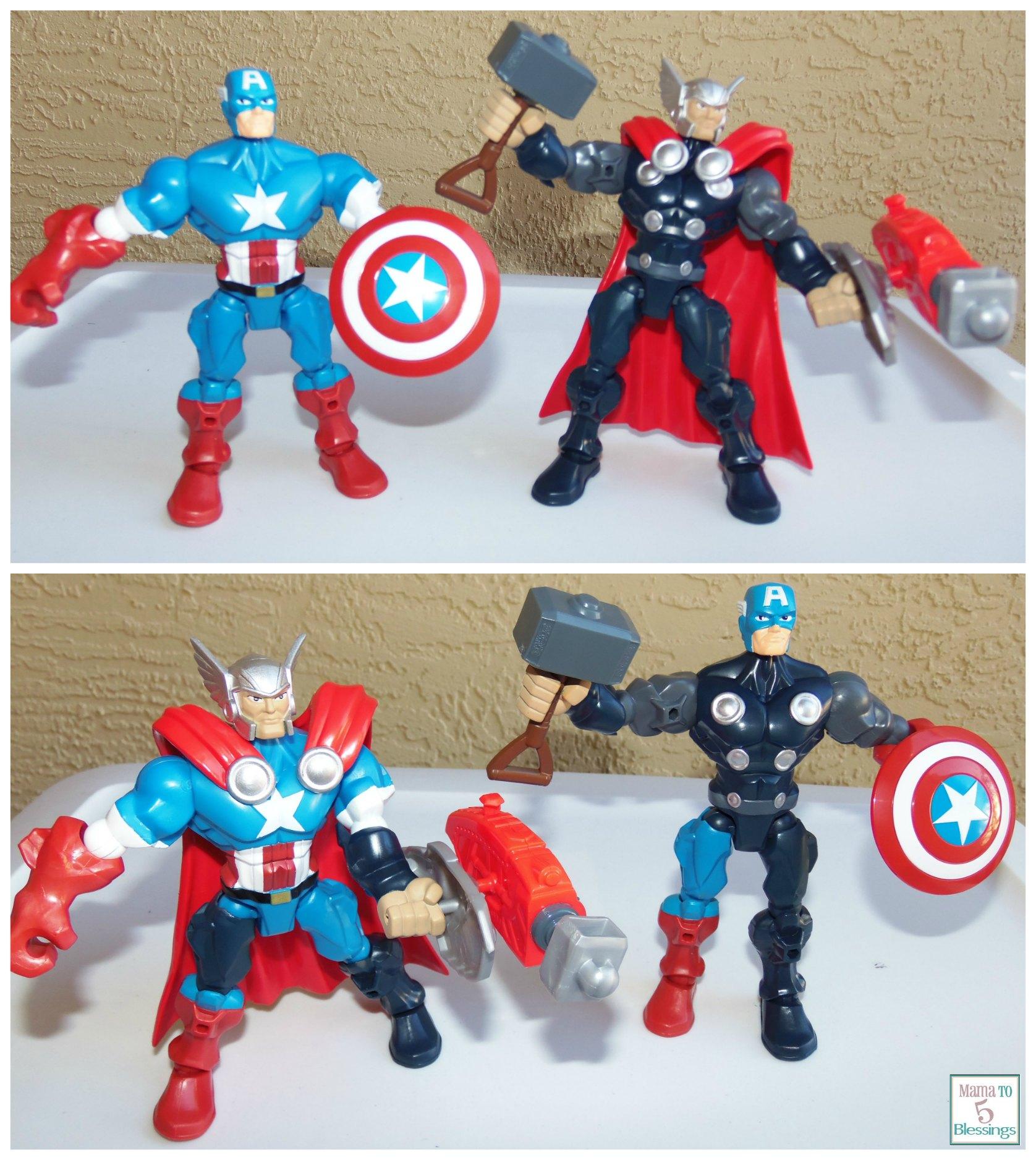 super hero mashers 2
