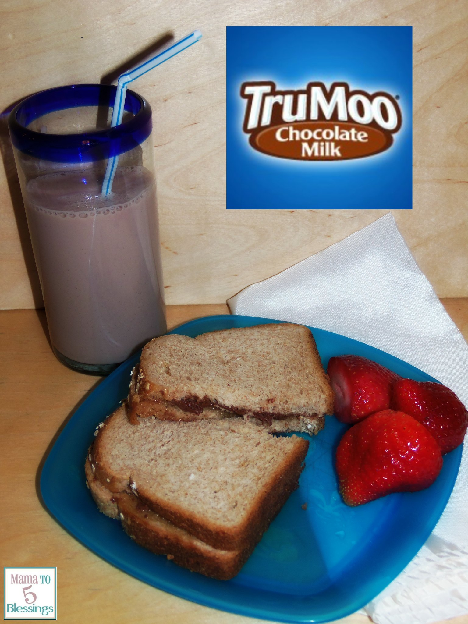 Yummy Trumoo Chocolate Marshmallow Milk + $500 Target GC Giveaway ...