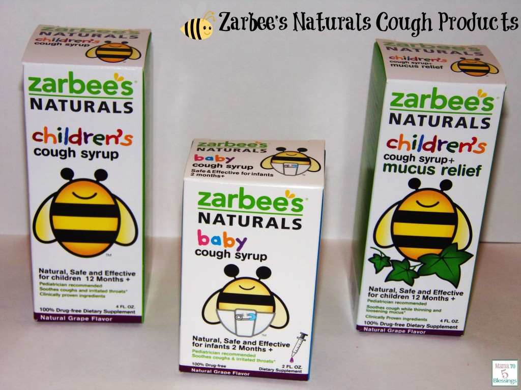 zarbees cough