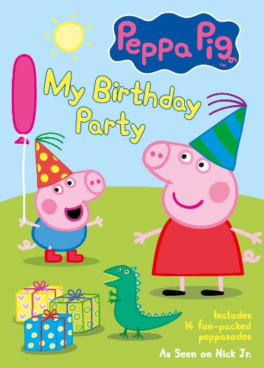 Peppa Pig My Birthday Party