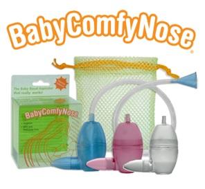 baby comfy nose