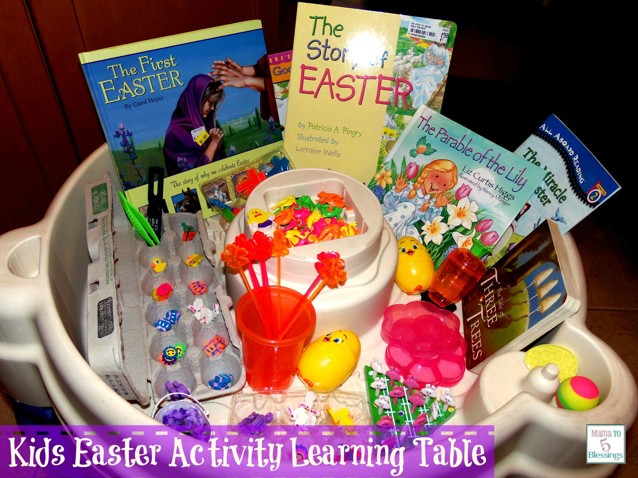 easter table a