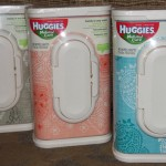 New Huggies Innovative Diaper Wipe Containers + Giveaway