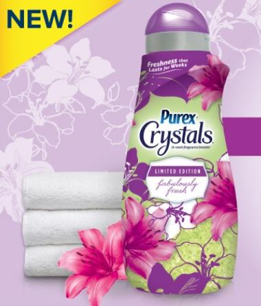 purex crystals fresh