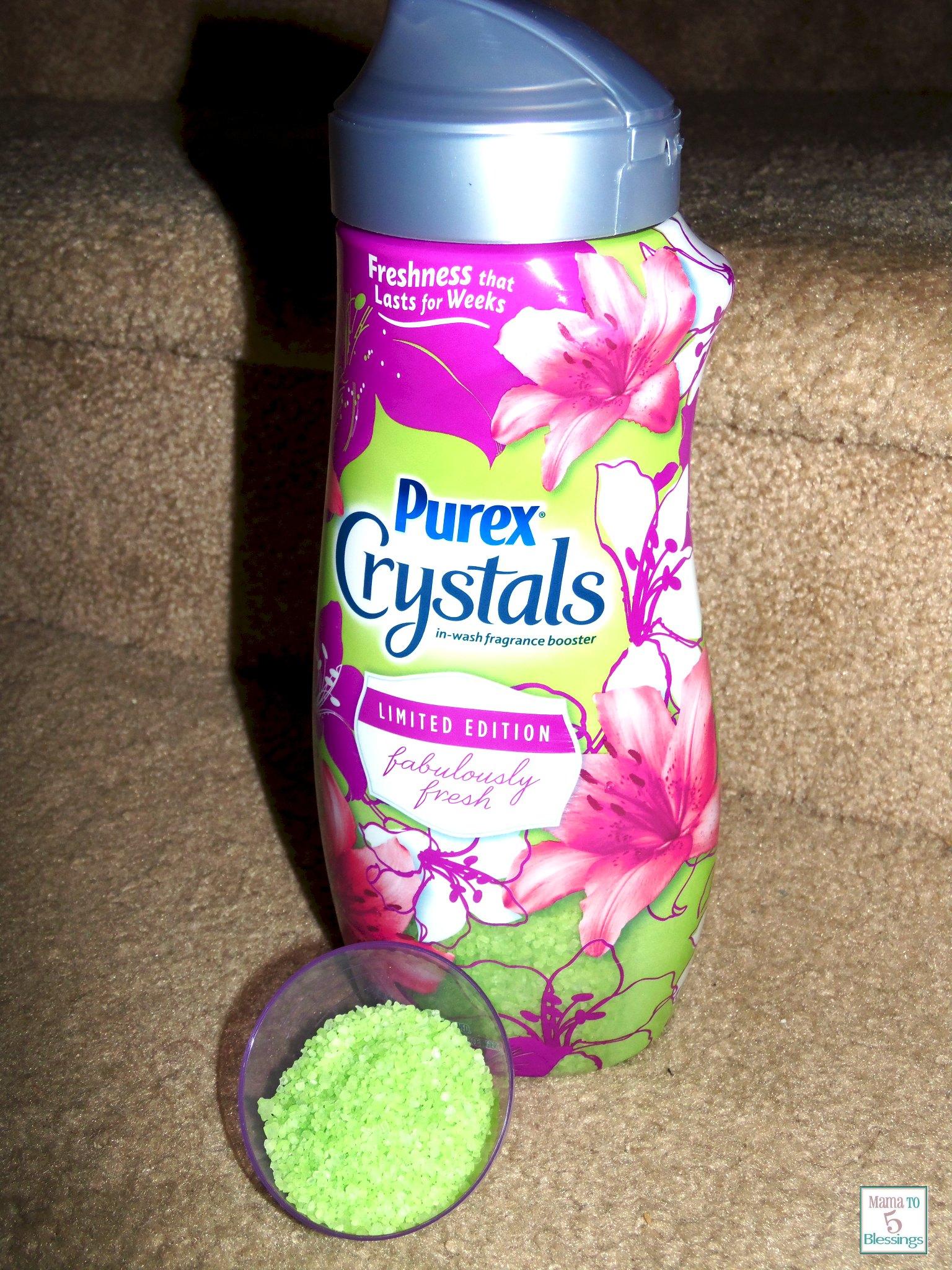 purex fabulously fresh
