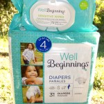 My New Preferred Diaper Choice — Well Beginnings #WellBeginnings