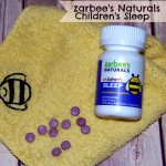 A Little Help From Zarbee's Naturals Children's Sleep #MC #SleepWeek