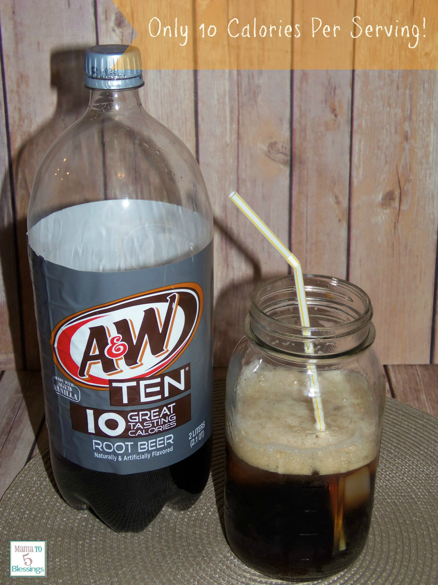10 calorie root beer pm